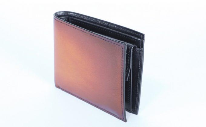 YHK003二つ折り財布