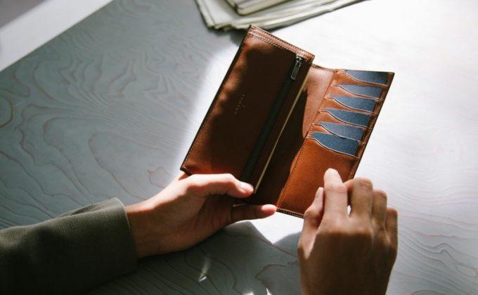 YPF110長財布の内装
