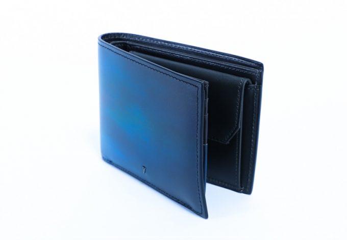 yuhaku・YPM137二つ折り財布