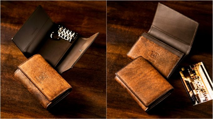 ベテルギウスシリーズの革製品