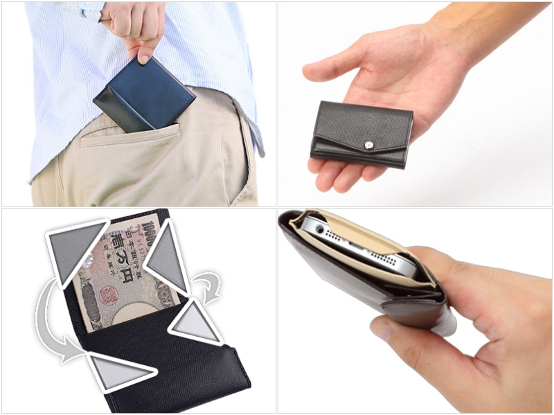 abrAsus(アブラサス)の財布各種
