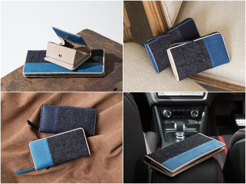 Bluestone(ブルーストーン)の財布の各種