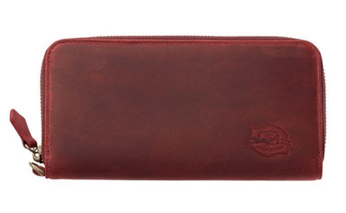 COCOMEISTER・ナポレオンカーフシリーズの財布(ワイルドサンセット・サンセットフォース)