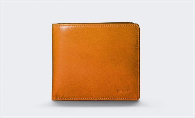アニアリ・二つ折り財布(外装ボックス型小銭入れ)