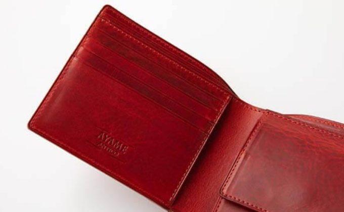 アヤメアンティーコ(AYAMEANTICO)の財布