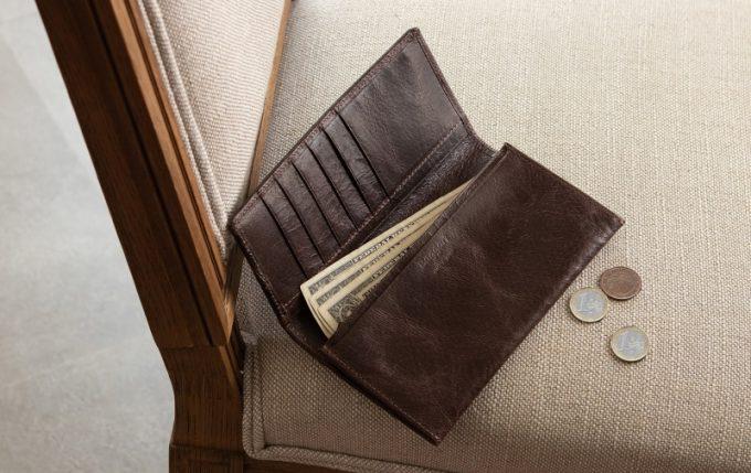 Baggart(バガート)の長財布