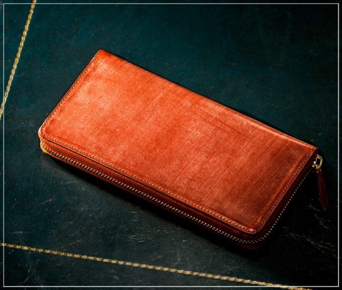 COCOMEISTER(ココマイスター)ブライドルシリーズの革財布