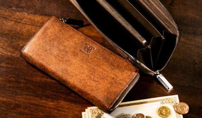 おすすめの茶色い財布