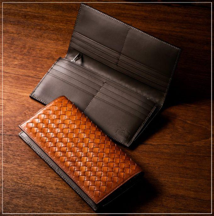 COCOMEISTER(ココマイスター)ポンテマットーネシリーズの革財布