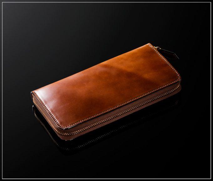 ココマイスター・シェルコードバンシリーズの財布