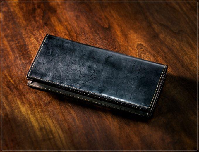 ココマイスター・クラシックコードバンシリーズの財布