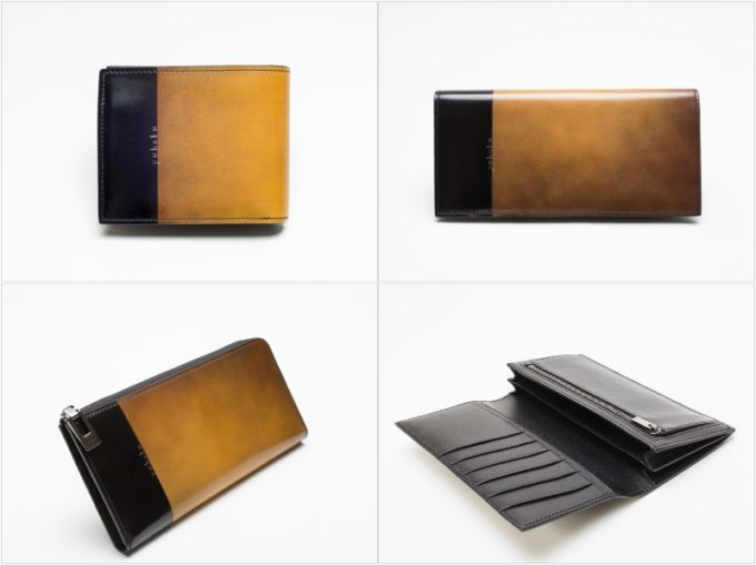 YUHAKU・Luce e Ombra(ルチェエオンブラ)シリーズの各種財布