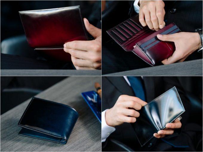 yuhaku・デュモンドシリーズの各種財布