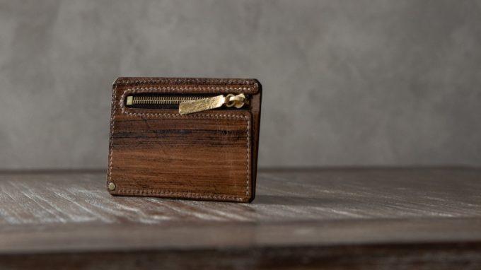 ジッパー小銭入れ(Zipper Coin Case)