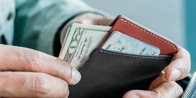 外装カードポケット付きカードホルダー