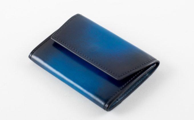 YVE150コインケース(ブルーカラー)