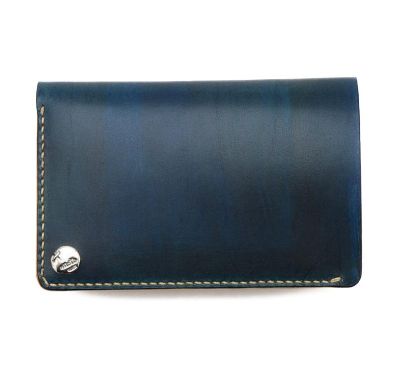 MOTO・手染めウォレットシリーズの財布