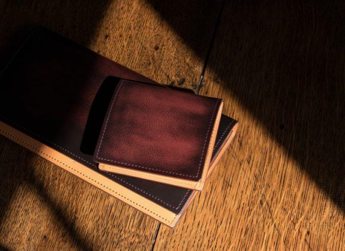 アドバンコインケースとアドバン長財布
