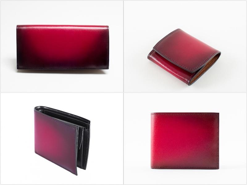 プルーフフォスキーアシリーズの各種財布