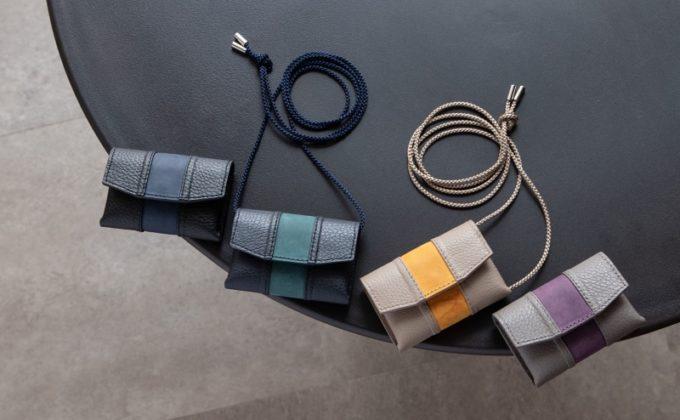 セルフミニ財布のカラーバリエーション