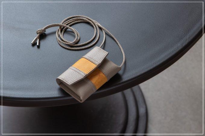 マサミタナカ(MASAMI TANAKA)・セルフミニ財布