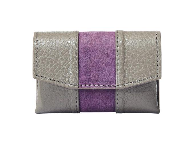 セルフミニ財布