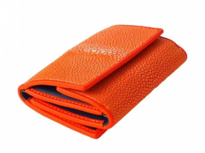 三つ折り財布ミニ財布