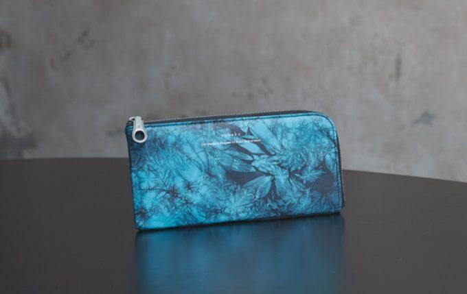 yuhaku・Shibori(絞り)シリーズの財布