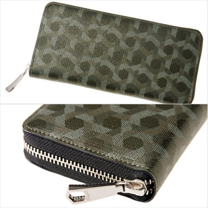 キプリス・チェスティーノ(北斎模様)シリーズの財布