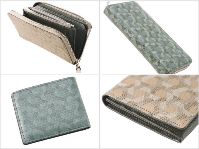 チェスティーノ(北斎模様)シリーズの各種財布