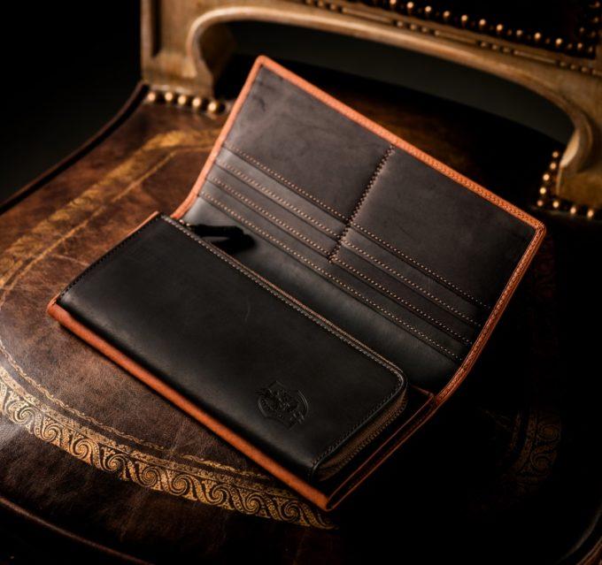 ココマイスター・ナポレオンカーフシリーズの財布