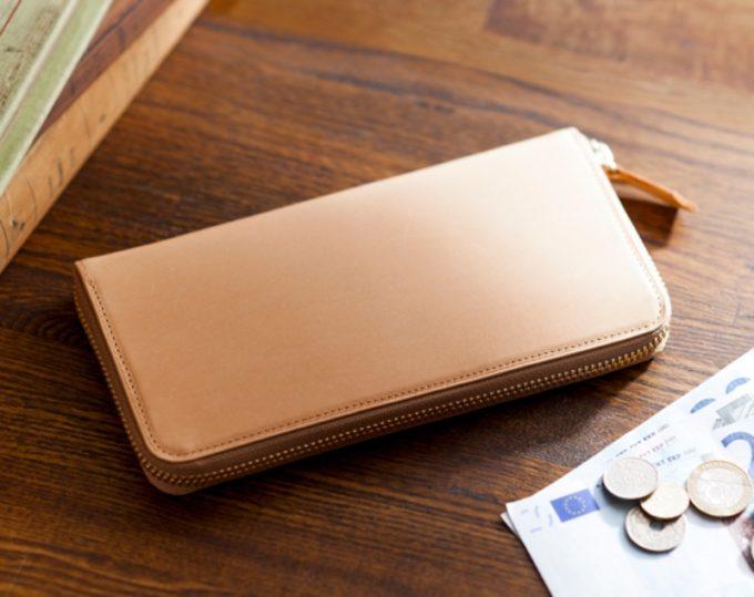 ココマイスター・パティーナシリーズの財布