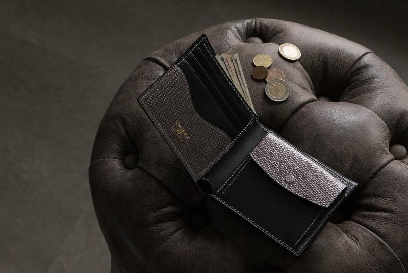 クレバレスコ・リザードシリーズorブリランテ×リザードシリーズの財布