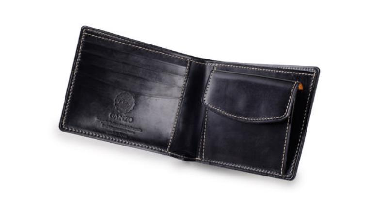 GANZO(ガンゾ)の二つ折り財布