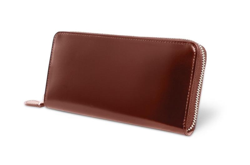 CORDOVAN(コードバン)シリーズの長財布