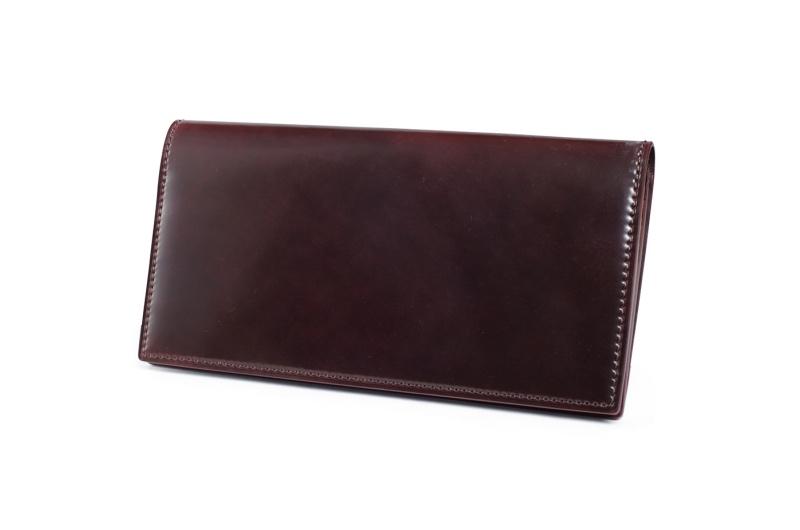 SHELL CORDOVAN2(シェルコードバン2)シリーズの長財布