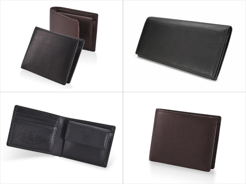 CALF DEER2(カーフディア2)シリーズの各財布(抜粋)