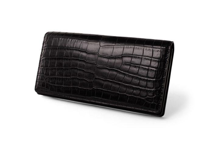 SMALL CROCO(スモールクロコ)シリーズの長財布
