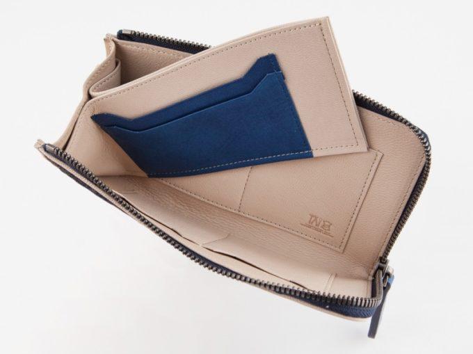 山羊革(ゴートスキン・キッドスキン)の財布
