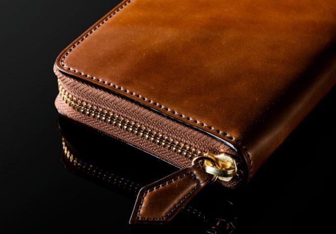 牛革以外でオススメの馬革の長財布