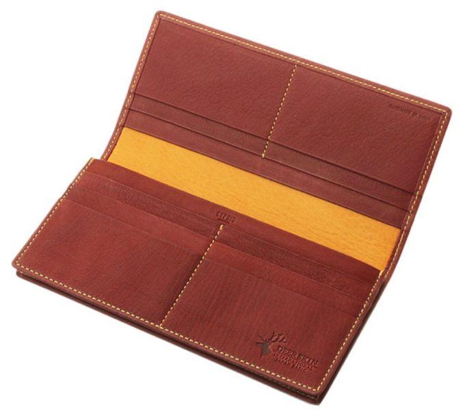 キプリス・ディアスキンⅡシリーズの長財布