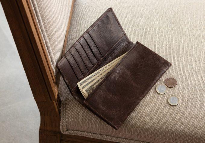 豚革(ピッグスキン)の財布
