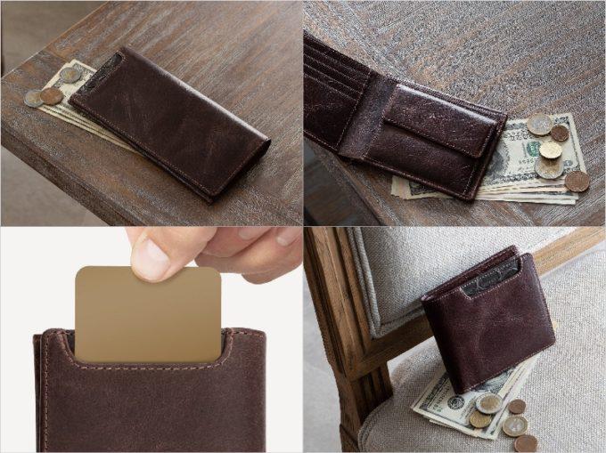豚革(ピッグスキン)の各種財布(抜粋)