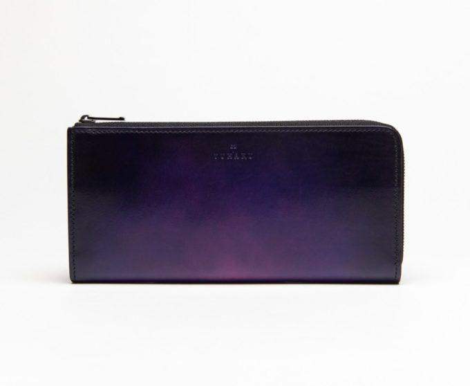 紫色(パープル)の革財布メンズ用オススメ8選!女性も使える!