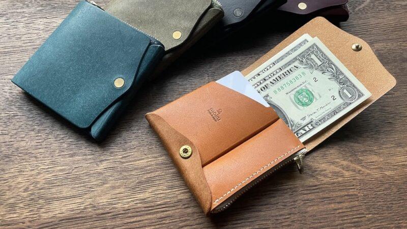 オススメのメンズ用コンパクト財布