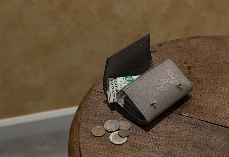 アドリアレザーミニ財布(マサミタナカ)