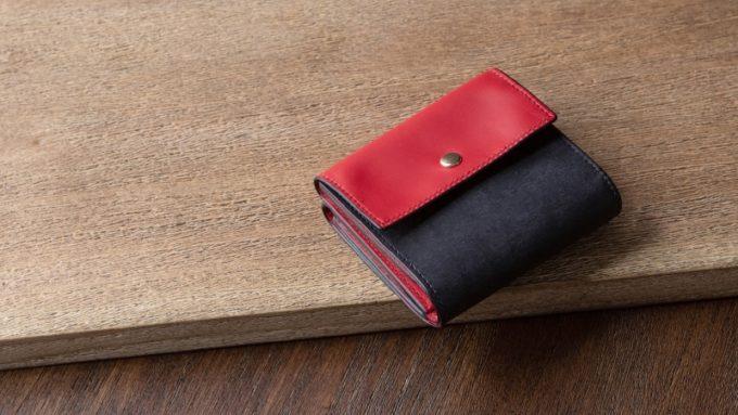 キャッシュレス向けのコンパクト財布