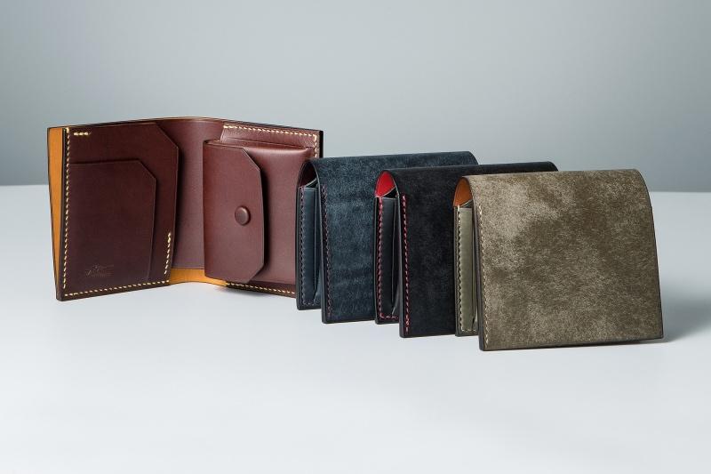 プエブロ・コンパクト財布(リュテス)