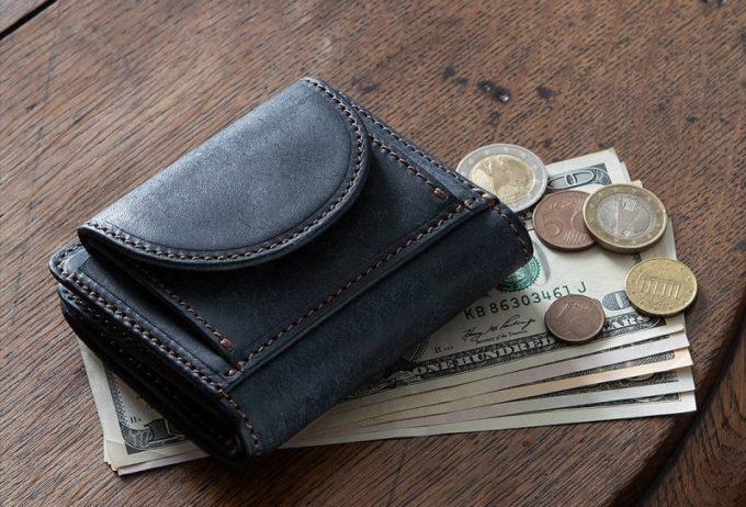 プエブロ二つ折り財布
