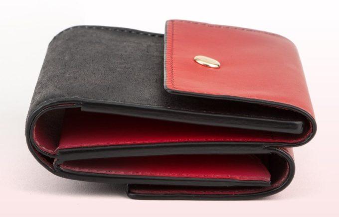 コンパクトなプエブロ&リスシオミニ財布